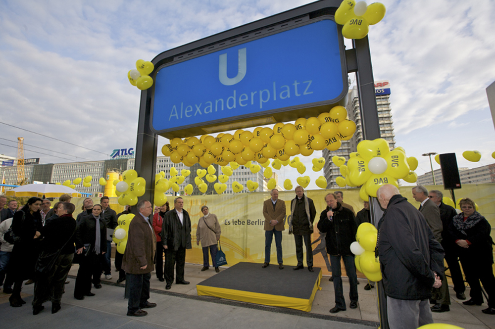 U-Bhf Alexanderplatz